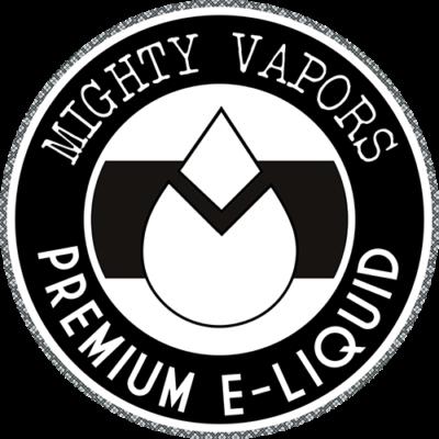 Mighty Vapors logo