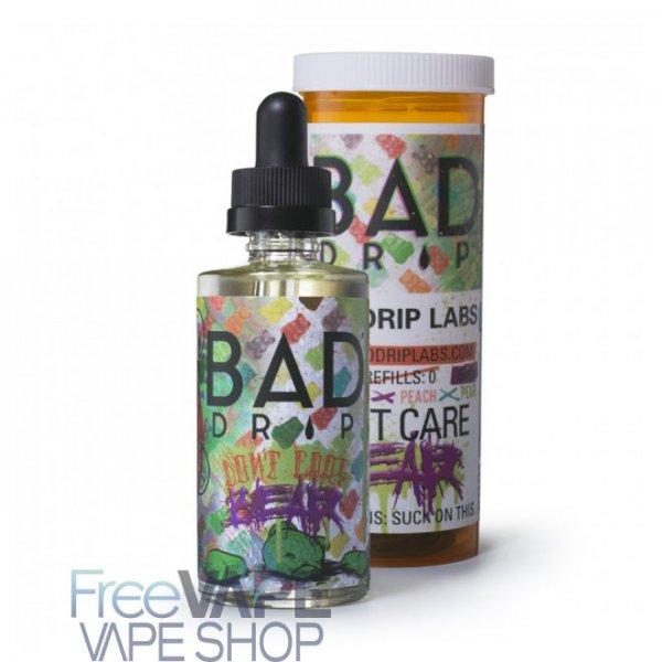 Жидкость для электронных сигарет(парогенераторов) Bad Drip Don't Care Bear 60 мл