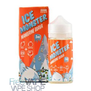 Жидкость для вейпа Ice Monster Mangerine Guava.