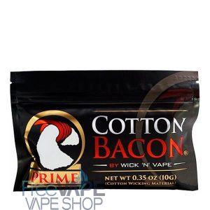 Органический хлопок (вата) Cotton Bacon Prime.
