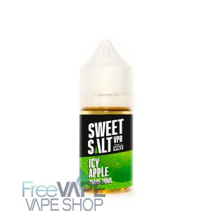 Жидкость для вейпа Sweet Salt VPR Icy Apple.