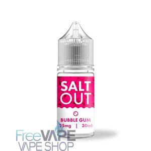 жидкость для электронных сигарет SALT OUT Bubble Gum.