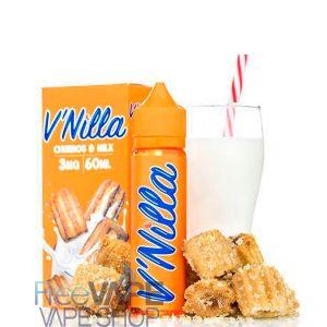 Жидкость для вейпа V'Nilla Churros Milk.